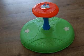 Playskool Simon Says Sit N Spin Toy