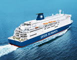 DFDS Princess Seaways Ferry