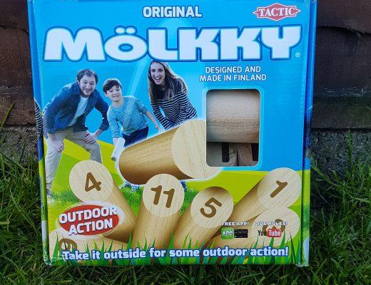 Mölkky box