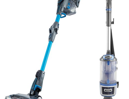 a cordless and corded shark vacuum cleaner
