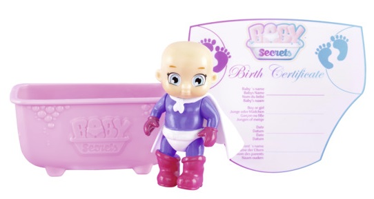 BABY Secrets single pack